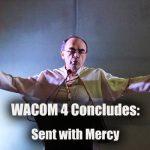 Day Five of WACOM 4
